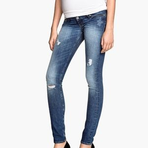 H&M - Mama Skinny Jeans
